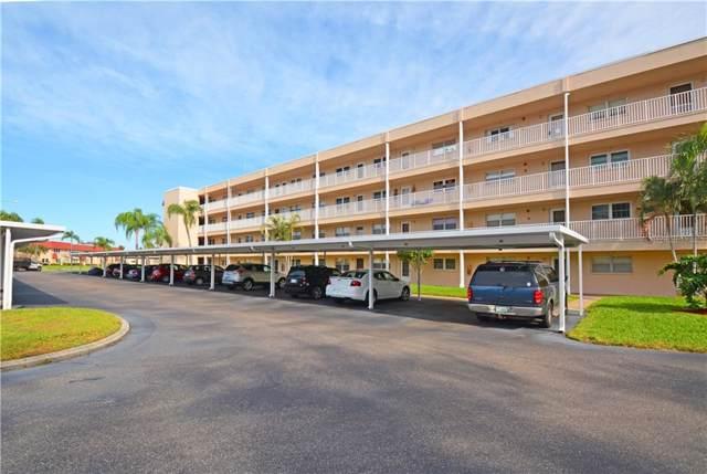 9950 62ND Terrace N #203, St Petersburg, FL 33708 (MLS #U8065724) :: RE/MAX Realtec Group