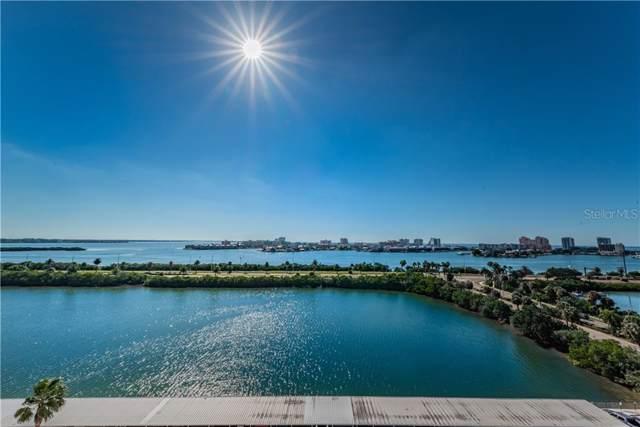 31 Island Way #905, Clearwater, FL 33767 (MLS #U8066075) :: Burwell Real Estate