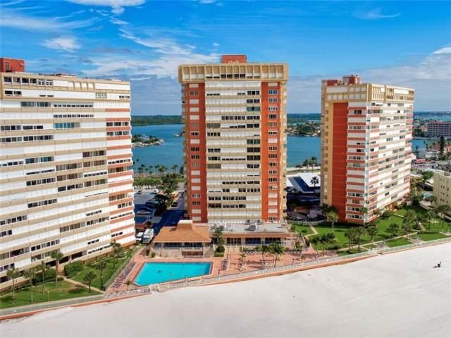 17920 Gulf Boulevard #1508, Redington Shores, FL 33708 (MLS #U8066224) :: Charles Rutenberg Realty