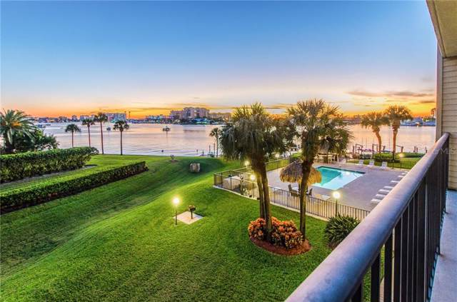 650 Island Way #306, Clearwater Beach, FL 33767 (MLS #U8066292) :: The Figueroa Team