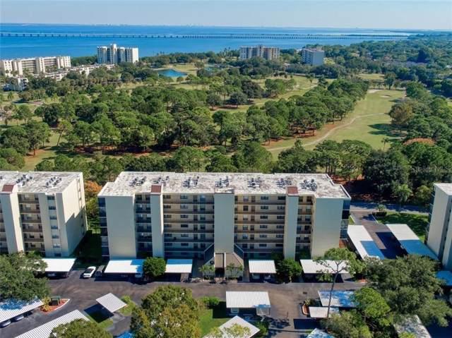 2800 Cove Cay Drive 3E, Clearwater, FL 33760 (MLS #U8066447) :: Burwell Real Estate