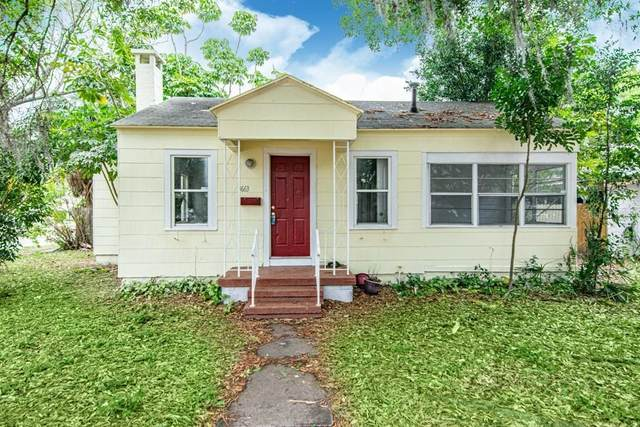3663 Dartmouth Avenue N, St Petersburg, FL 33713 (MLS #U8066962) :: Lockhart & Walseth Team, Realtors