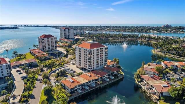 6294 Bahia Del Mar Circle #214, St Petersburg, FL 33715 (MLS #U8067253) :: The Duncan Duo Team