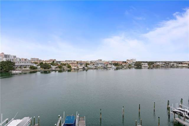 600 Bayway Boulevard #505, Clearwater, FL 33767 (MLS #U8067497) :: Team Suzy Kolaz
