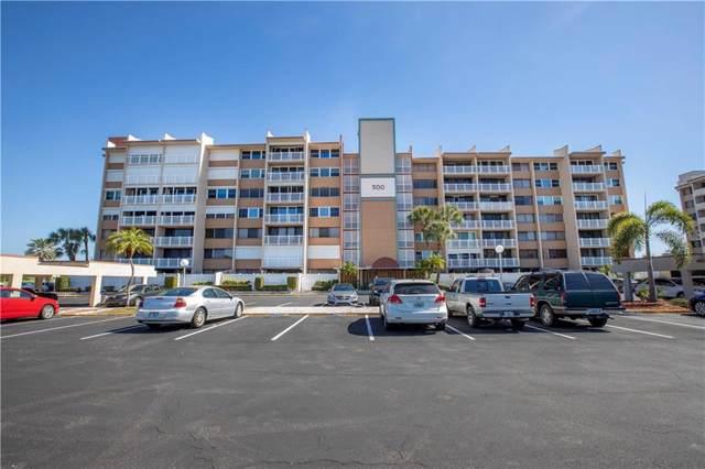 500 Treasure Island Causeway #202, Treasure Island, FL 33706 (MLS #U8068441) :: Premium Properties Real Estate Services