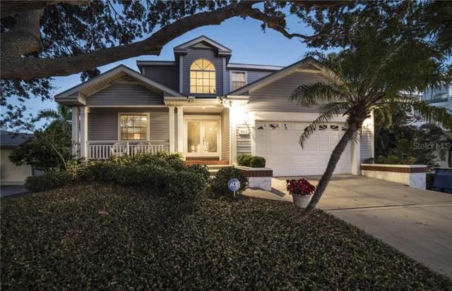 711 Bay Esplanade, Clearwater, FL 33767 (MLS #U8068714) :: Keller Williams on the Water/Sarasota