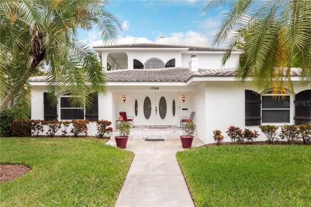 1700 Brightwaters Boulevard NE, St Petersburg, FL 33704 (MLS #U8069277) :: Lockhart & Walseth Team, Realtors