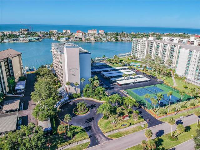 660 Island Way #502, Clearwater, FL 33767 (MLS #U8069310) :: Premier Home Experts