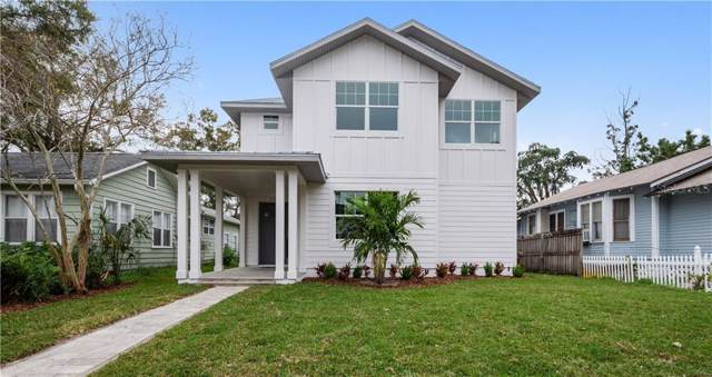 2238 2ND Avenue N, St Petersburg, FL 33713 (MLS #U8069636) :: Lockhart & Walseth Team, Realtors