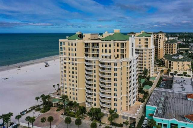 10 Papaya Street #504, Clearwater Beach, FL 33767 (MLS #U8071278) :: The Heidi Schrock Team