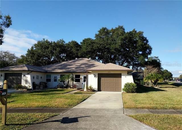 3424 Maclaren Drive, Palm Harbor, FL 34684 (MLS #U8071512) :: Team Bohannon Keller Williams, Tampa Properties