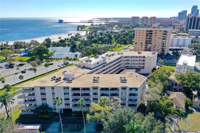 1200 N Shore Drive NE #506, St Petersburg, FL 33701 (MLS #U8072229) :: Griffin Group