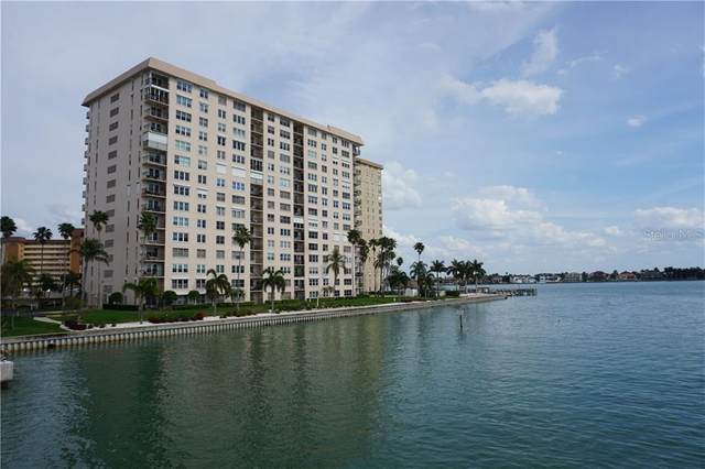 5220 Brittany Drive S #308, St Petersburg, FL 33715 (MLS #U8073006) :: Homepride Realty Services