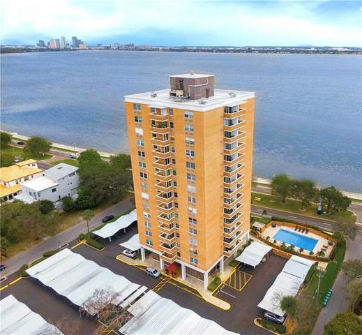 4015 Bayshore Boulevard 16A, Tampa, FL 33611 (MLS #U8073431) :: Gate Arty & the Group - Keller Williams Realty Smart