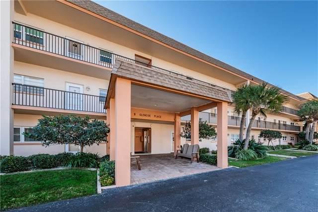 8 Glencoe Place #305, Dunedin, FL 34698 (MLS #U8073540) :: 54 Realty