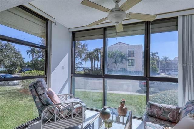 855 Bayway Boulevard #101, Clearwater, FL 33767 (MLS #U8073803) :: Team Bohannon Keller Williams, Tampa Properties