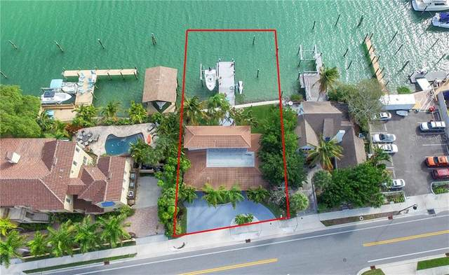 2401 Pass A Grille Way, St Pete Beach, FL 33706 (MLS #U8075137) :: Griffin Group