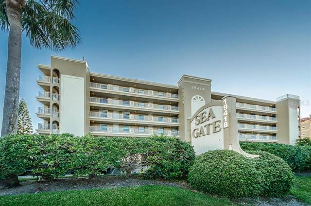 19418 Gulf Boulevard #401, Indian Shores, FL 33785 (MLS #U8075288) :: Rabell Realty Group