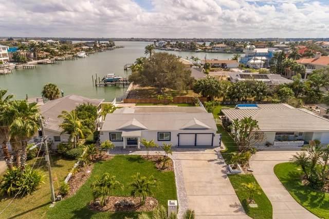 2747 Hibiscus Drive W, Belleair Beach, FL 33786 (MLS #U8076039) :: Team Borham at Keller Williams Realty