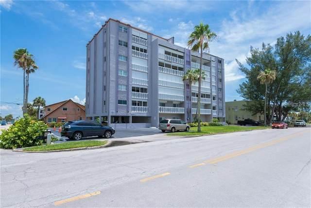 403 Gulf Way #602, St Pete Beach, FL 33706 (MLS #U8076076) :: Lockhart & Walseth Team, Realtors
