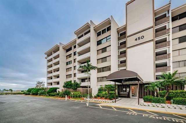 450 Treasure Island Causeway #505, Treasure Island, FL 33706 (MLS #U8076260) :: Premium Properties Real Estate Services