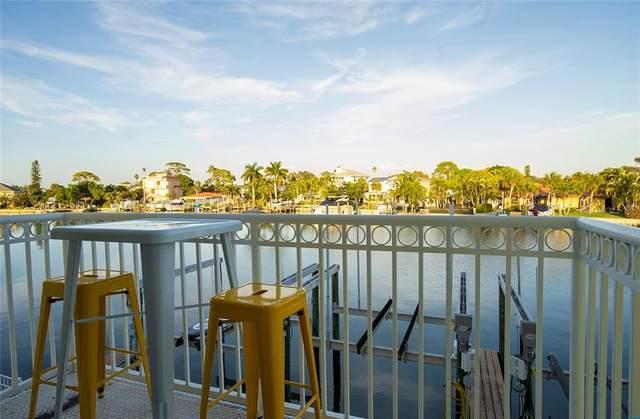 4103 Gulf Boulevard #208, St Pete Beach, FL 33706 (MLS #U8076662) :: Lockhart & Walseth Team, Realtors