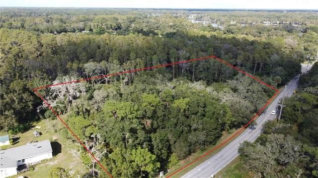 Cyrstal Lake Road, Lutz, FL 33548 (MLS #U8077185) :: Premier Home Experts