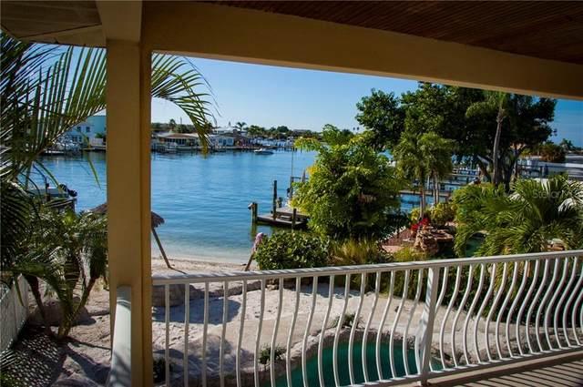 16100 5TH Street E, Redington Beach, FL 33708 (MLS #U8077512) :: Lockhart & Walseth Team, Realtors