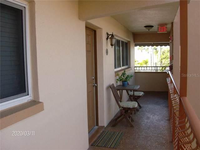 10265 Gulf Boulevard B-213, Treasure Island, FL 33706 (MLS #U8078102) :: Team Buky