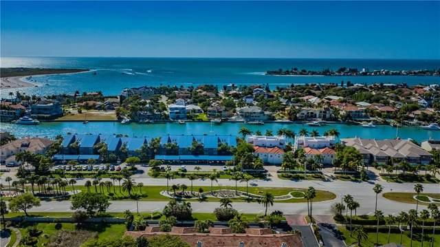 903 Pinellas Bayway S #305, Tierra Verde, FL 33715 (MLS #U8079375) :: Team Borham at Keller Williams Realty