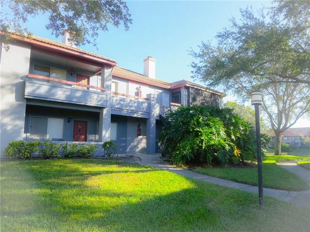 10265 Gandy Boulevard N #1405, St Petersburg, FL 33702 (MLS #U8079601) :: Baird Realty Group