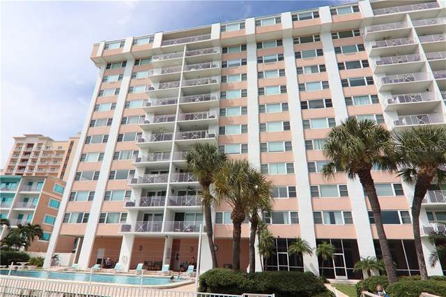 675 S Gulfview Boulevard #903, Clearwater, FL 33767 (MLS #U8079607) :: Your Florida House Team