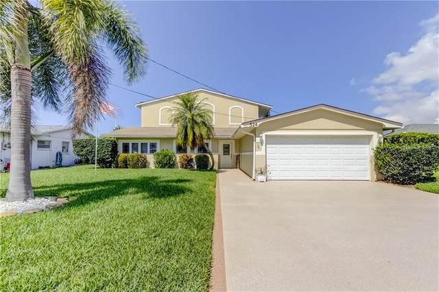 524 Crystal Drive, Madeira Beach, FL 33708 (MLS #U8080355) :: Dalton Wade Real Estate Group