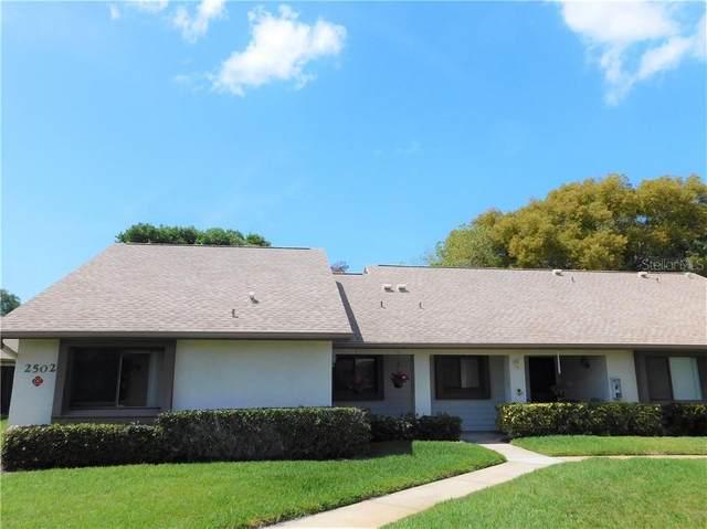 2502 Laurelwood Drive 3-A, Clearwater, FL 33763 (MLS #U8080425) :: Team Borham at Keller Williams Realty