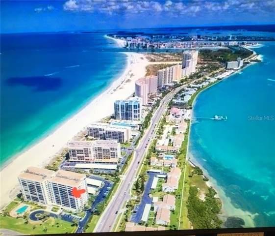 1460 Gulf Blvd #1210, Clearwater, FL 33767 (MLS #U8080447) :: Keller Williams on the Water/Sarasota