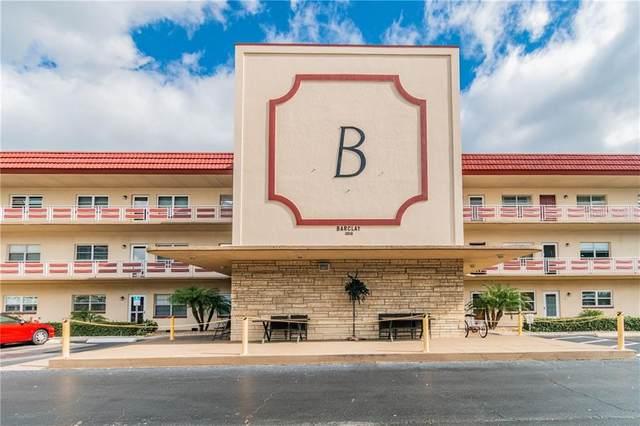3010 59TH Street S #201, Gulfport, FL 33707 (MLS #U8080451) :: Baird Realty Group
