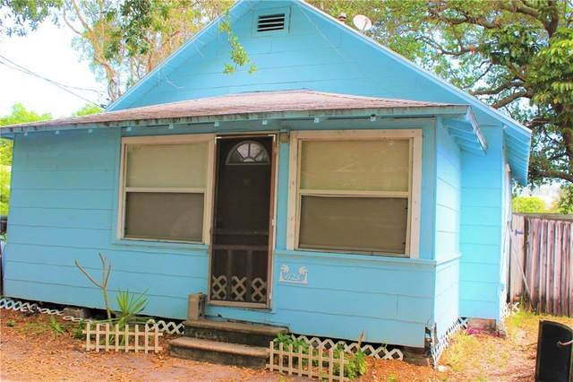 1125 Highland Court N, St Petersburg, FL 33701 (MLS #U8080526) :: Lockhart & Walseth Team, Realtors