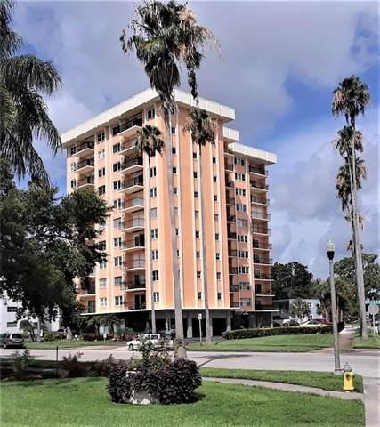 1120 N Shore Drive NE #904, St Petersburg, FL 33701 (MLS #U8080791) :: Baird Realty Group
