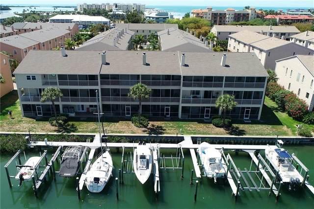 1109 Pinellas Bayway S #404, Tierra Verde, FL 33715 (MLS #U8080959) :: Lovitch Group, Keller Williams Realty South Shore