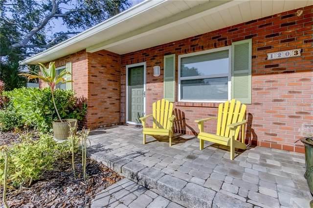 1203 Bay Palm Boulevard, Indian Rocks Beach, FL 33785 (MLS #U8081157) :: Charles Rutenberg Realty