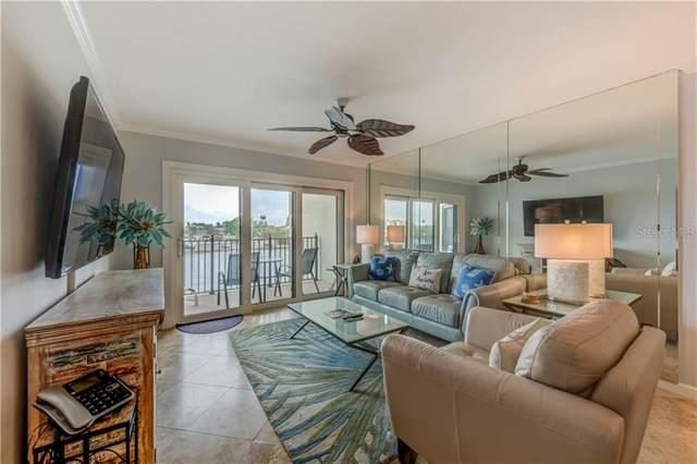 7435 Bayshore Drive #303, Treasure Island, FL 33706 (MLS #U8081506) :: Griffin Group