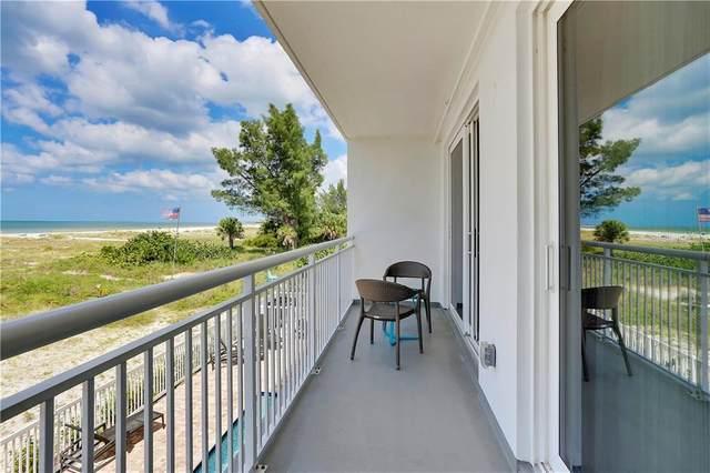 10116 Gulf Boulevard 203W, Treasure Island, FL 33706 (MLS #U8081716) :: Premium Properties Real Estate Services