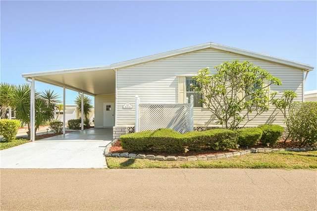 207 Mount Isle Avenue NE #192, St Petersburg, FL 33702 (MLS #U8083215) :: Medway Realty
