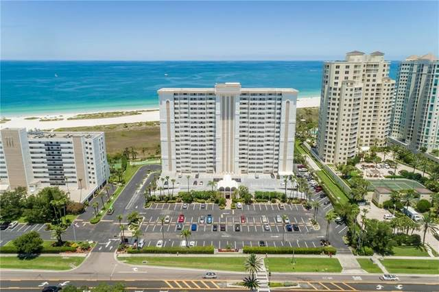 1230 Gulf Boulevard #2006, Clearwater, FL 33767 (MLS #U8083317) :: McConnell and Associates