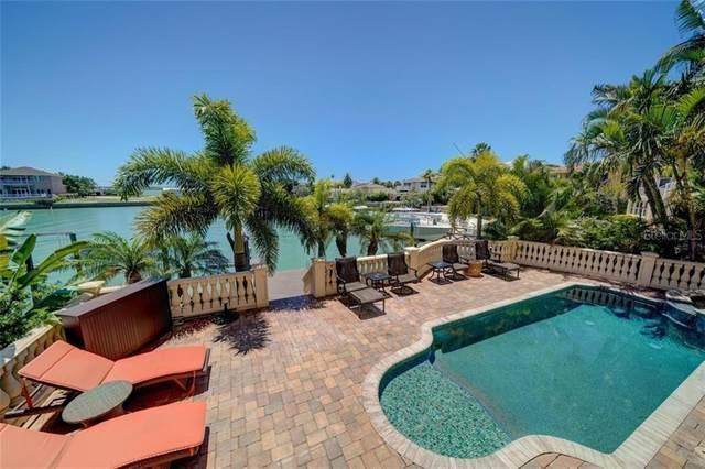 108 Aleta Drive, Belleair Beach, FL 33786 (MLS #U8083573) :: Charles Rutenberg Realty