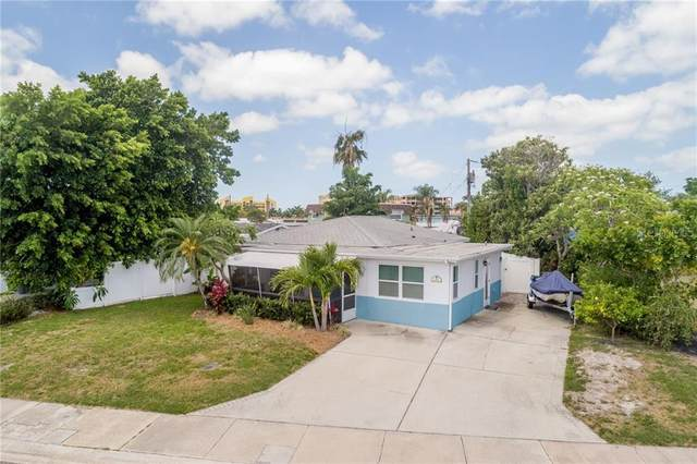 230 112TH Avenue, Treasure Island, FL 33706 (MLS #U8084197) :: Griffin Group