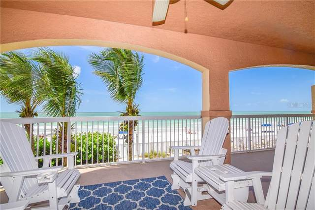 17040 Gulf Boulevard #201, North Redington Beach, FL 33708 (MLS #U8084399) :: Lockhart & Walseth Team, Realtors