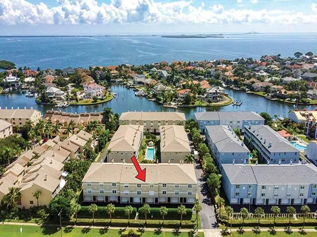 521 Pinellas Bayway S #405, Tierra Verde, FL 33715 (MLS #U8084542) :: Team Borham at Keller Williams Realty