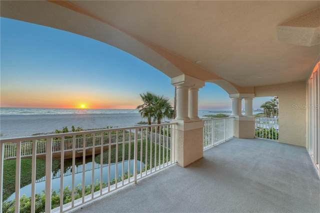 1370 Gulf Boulevard #204, Clearwater, FL 33767 (MLS #U8084612) :: Your Florida House Team