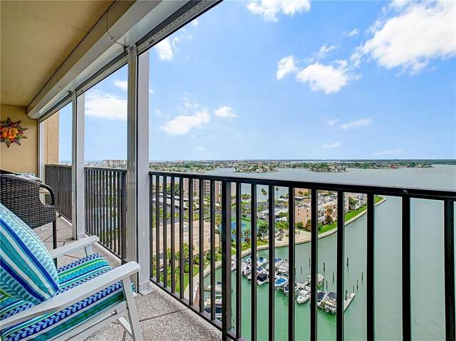 7300 Sun Island Drive S #1605, South Pasadena, FL 33707 (MLS #U8085318) :: Homepride Realty Services